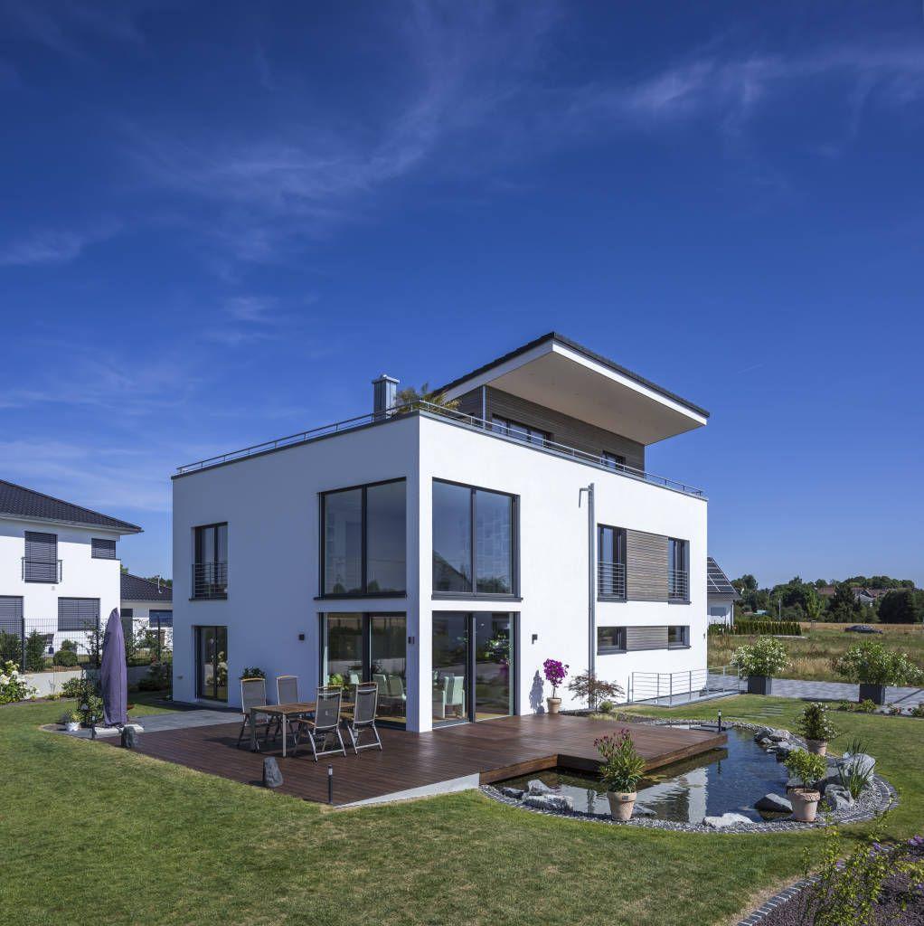 Traumhaus modern  Modern, großzügig und richtig wohnlich: ein echtes Traumhaus eben ...