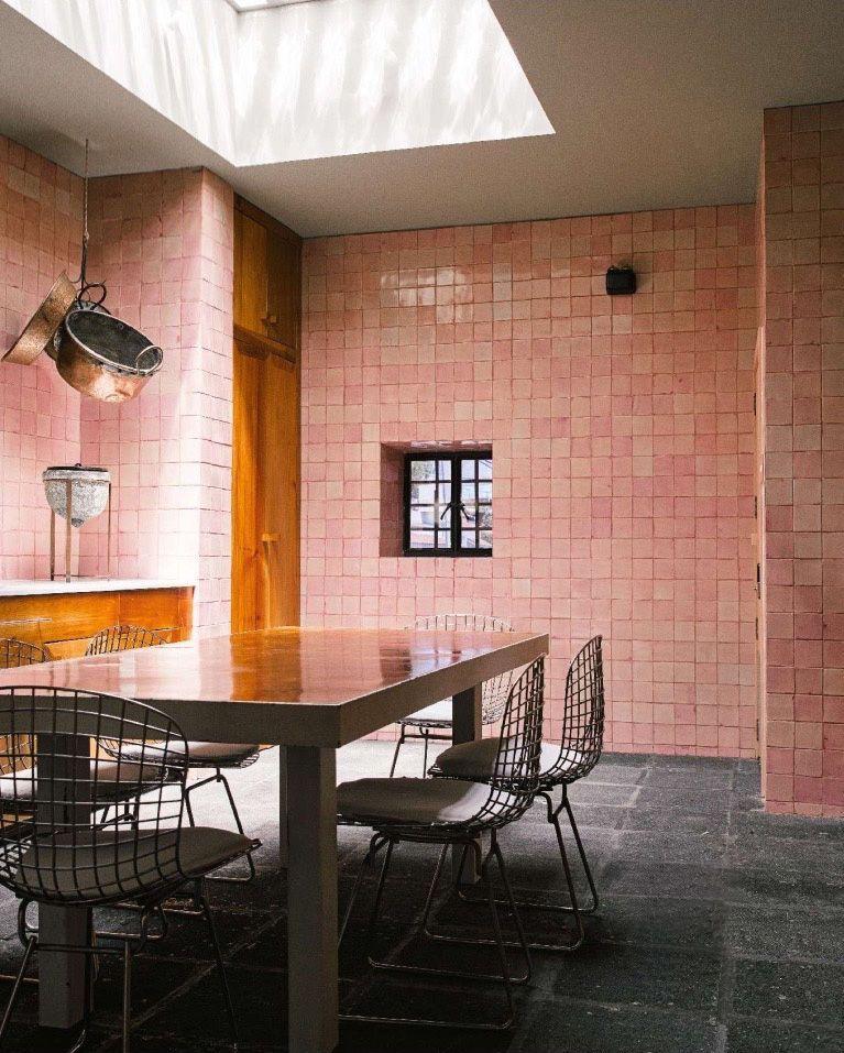 Luis Barragan Casa Pedregal | Cocina Lau y txo | Pinterest ...