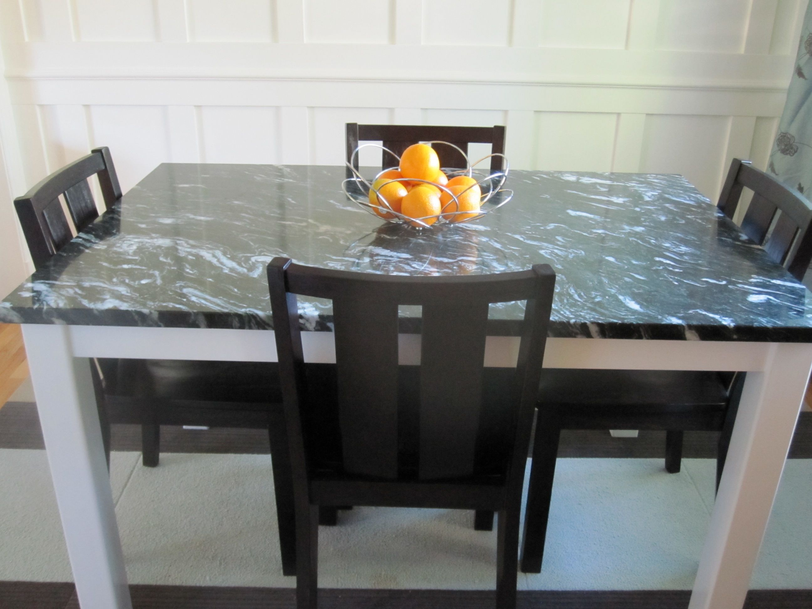 room fashionable diy dining table