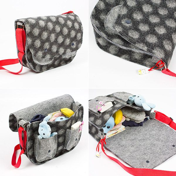 Schnittmuster Kita-Tasche | Clothes | Pinterest | Nähen ...