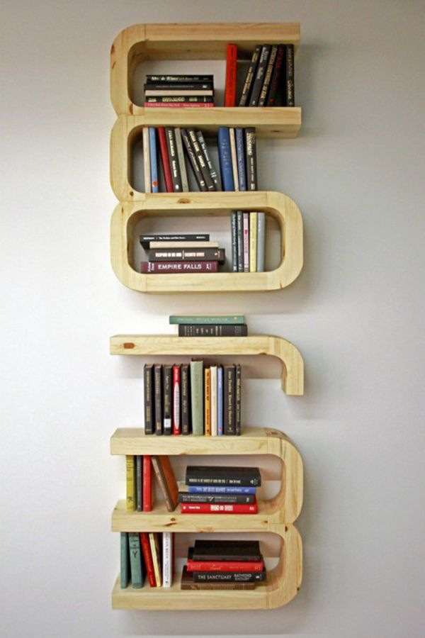 Bookshelf Design Ideas 20 creative bookshelves modern and modular Sensational Bookshelf Designs For The Creative People Cool Bookworm Bookshelf Designs In Home Interior Furniture Manningmarable