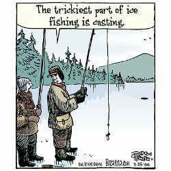 Could See Some Ppl Trying This Fishing Memes Ice Fishing Humor Ice Fishing