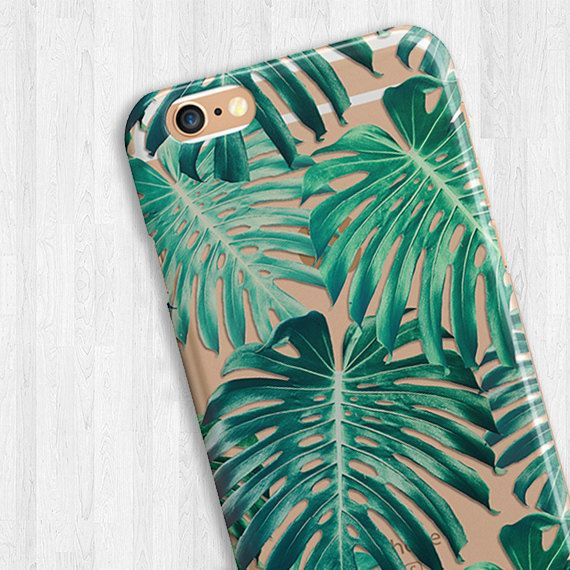 iphone 7 phone case leaves