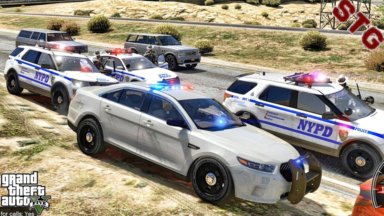 Ford Taurus Connecticut Highway Patrol 116 Gta 5 Real Life