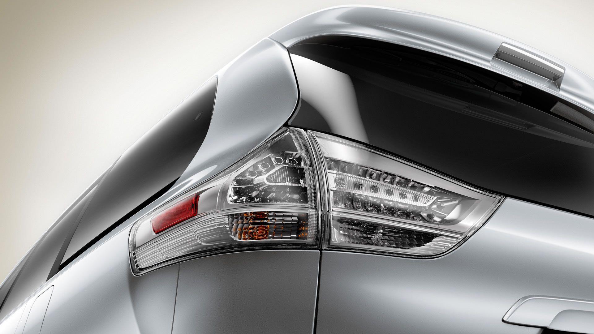 Modern exterior design Toyota dealers, Toyota, Toyota sienna