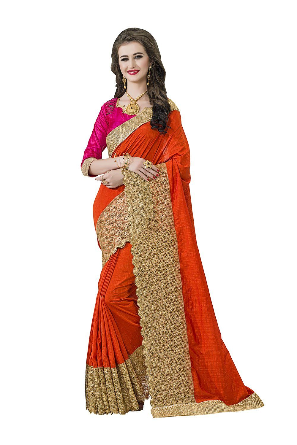 Saree for freshers party in college fashions trendz indian women designer party wear multicolor color