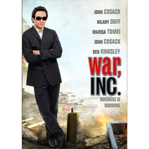WAR INC MOVIE