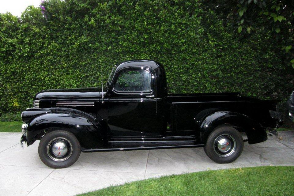 Steve McQueen\'s 1941 Chevrolet Pickup on eBay | Cars, Chevy pickups ...