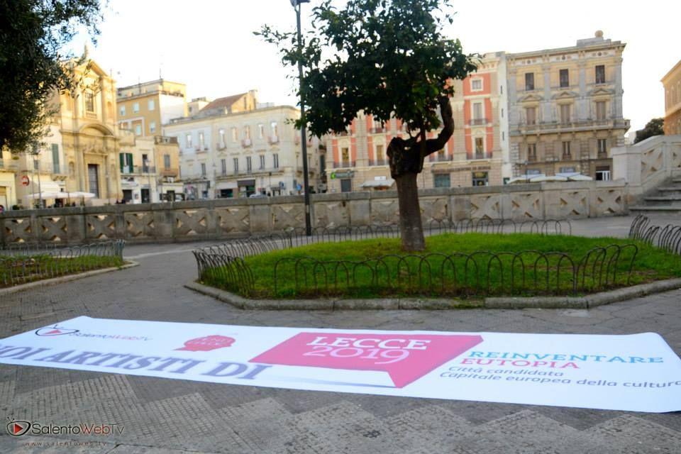 GUARDA IL VIDEO - http://www.salentoweb.tv/video/8217/lecce2019-sosteniamo-candidatura