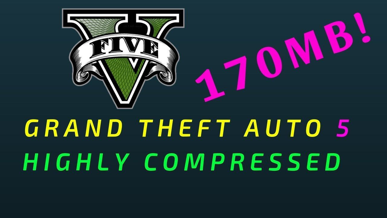 gta 5 70mb highly compressed | highly compressed games | Gta