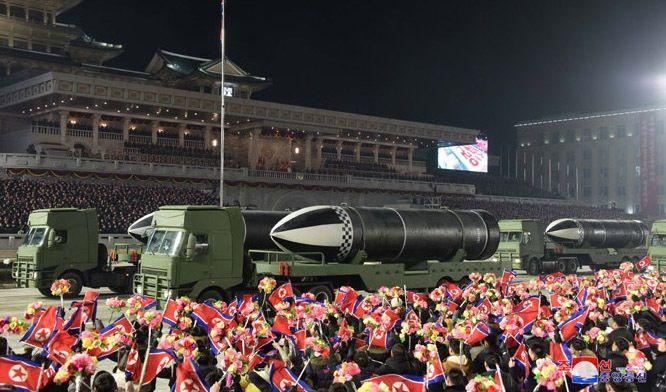 معلومات هامة عن صاروخ كوريا الشمالية نموذج أم حقيقي In 2021 North Korea Military Korea
