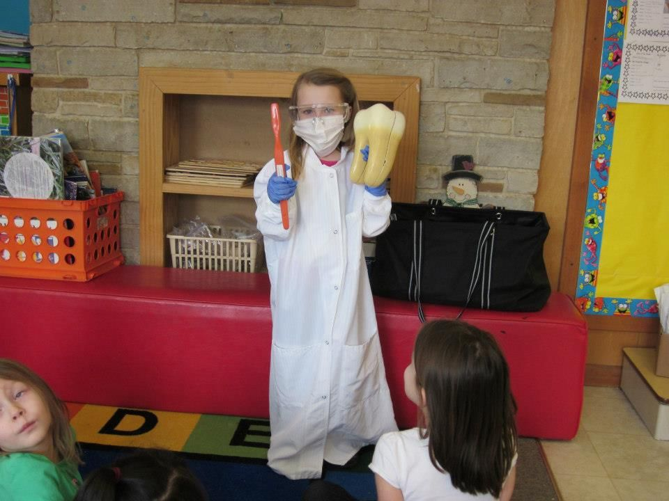 Another future WDA member dentist D BabyTeethMatter