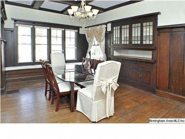 1517 14th25 Craftsman Dining Room Old House Dreams My Dream Home