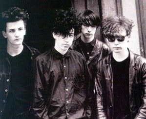 the Jesus and Mary Chain..those Reid brothers :)