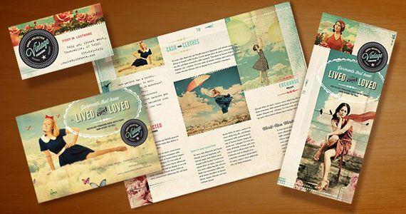 Googlekuvahaun tulos kohteessastocklayoutsimages – Fashion Design Brochure Template