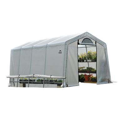 ShelterLogic GrowIT Greenhouse-In-A-Box EasyFlow Greenhouse,…
