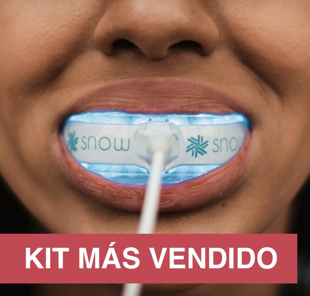 blanqueamiento dental casero odontología