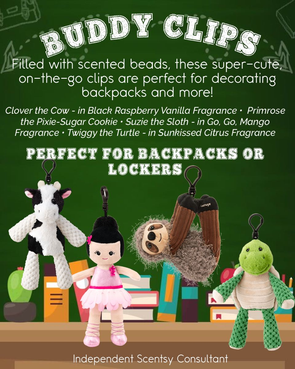 Pin by Andrea Pope on scentsy in 2020 Scentsy buddy