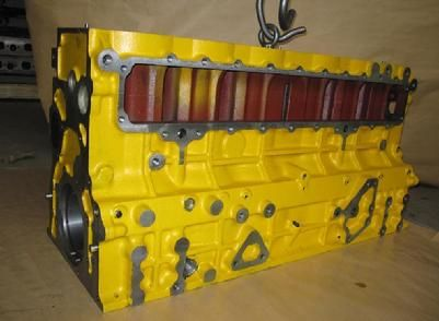 Caterpillar 3066 engines, remanufactured and used  The reman