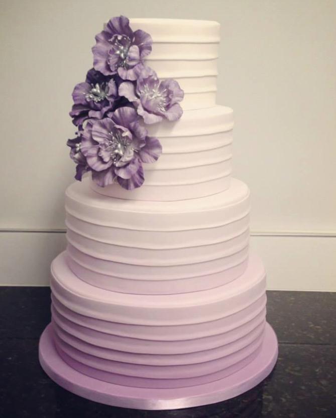 Wedding Cake Recipe Custom History: Daily Wedding Cake Inspiration