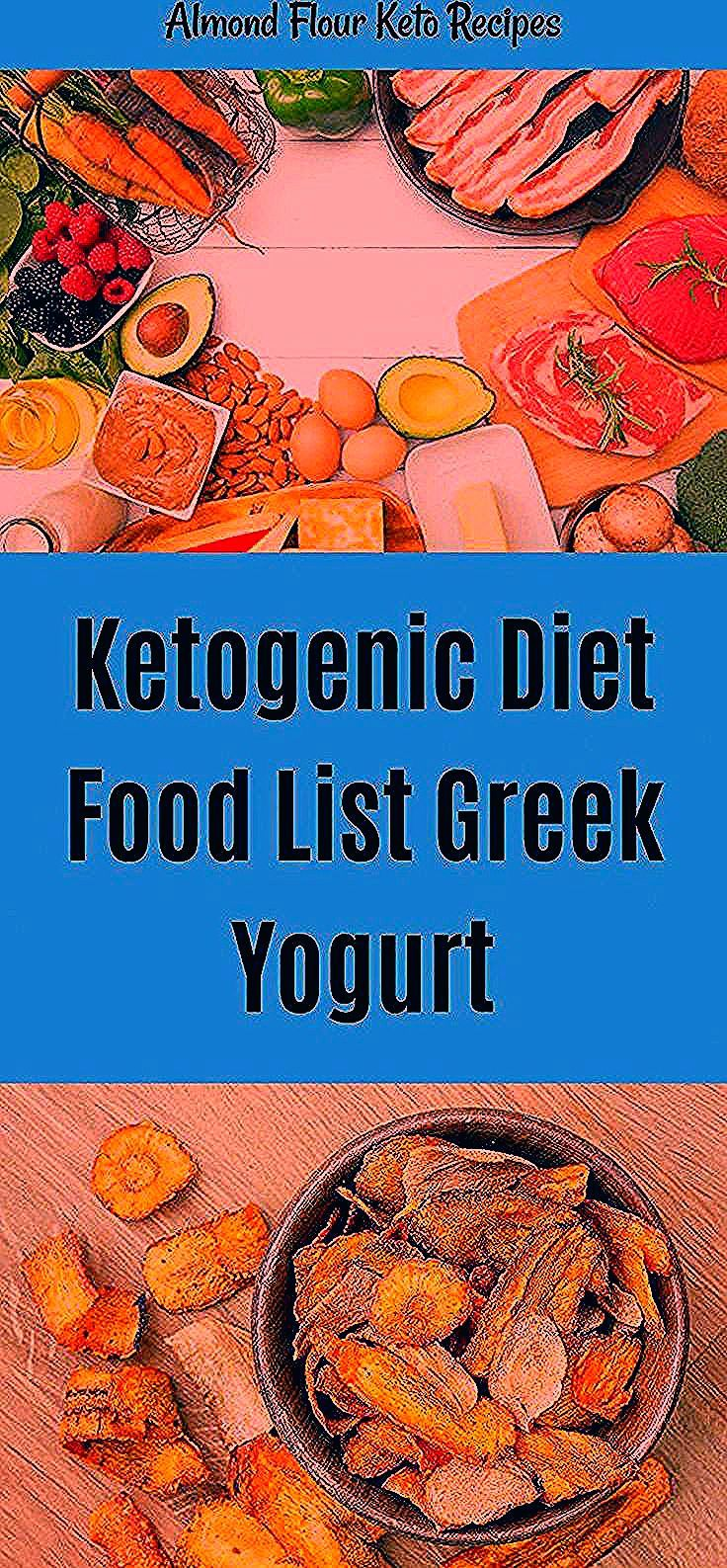 Ketogenic Diet Food List Greek Yogurt. Ways To Go By For Daily Eating Routine An... #daily #diet #eating #Food #Greek #ketogenic #List #KetogenicDietAndExercise