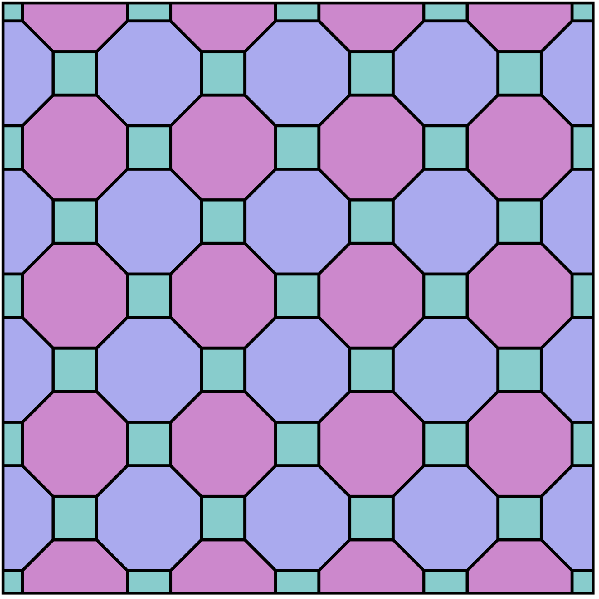 Octagon Wikipedia Octagon Tiles English Paper Piecing