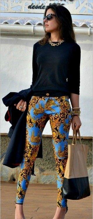 Leggins de moda