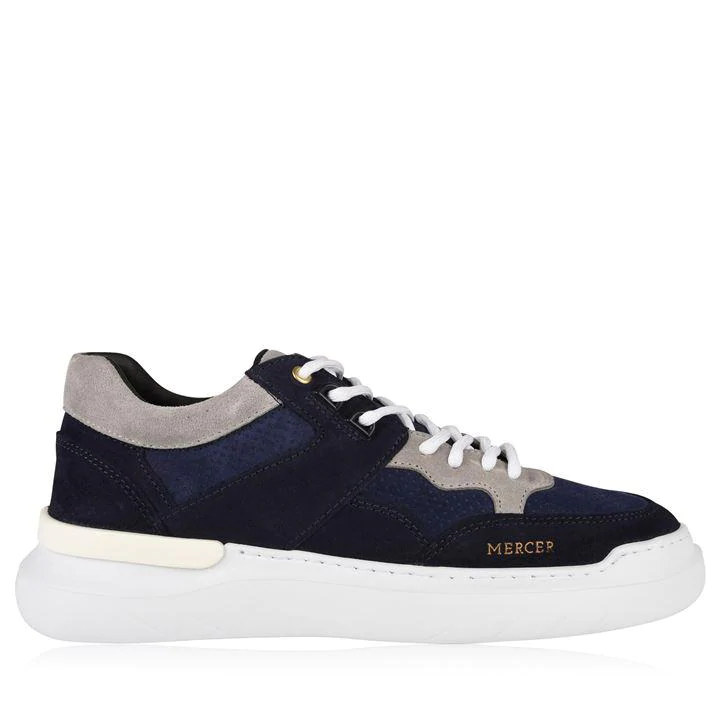 Backspin Low Top Trainers | Casual
