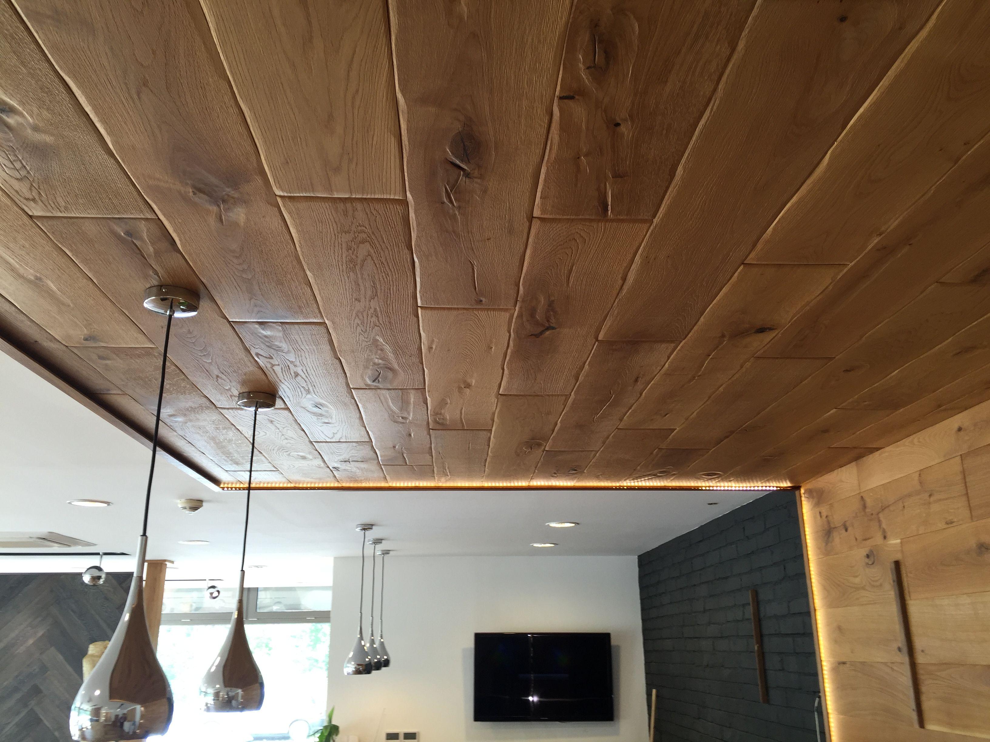 Edelholz Historica 1000 as ceiling / wall decoration