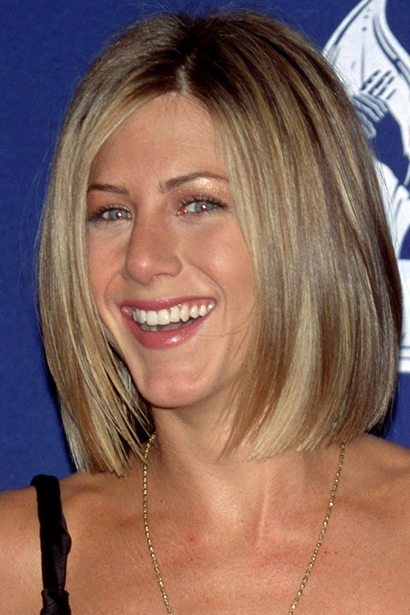 Jennifer Aniston S Hottest Hairstyles Hair Pinterest Hair