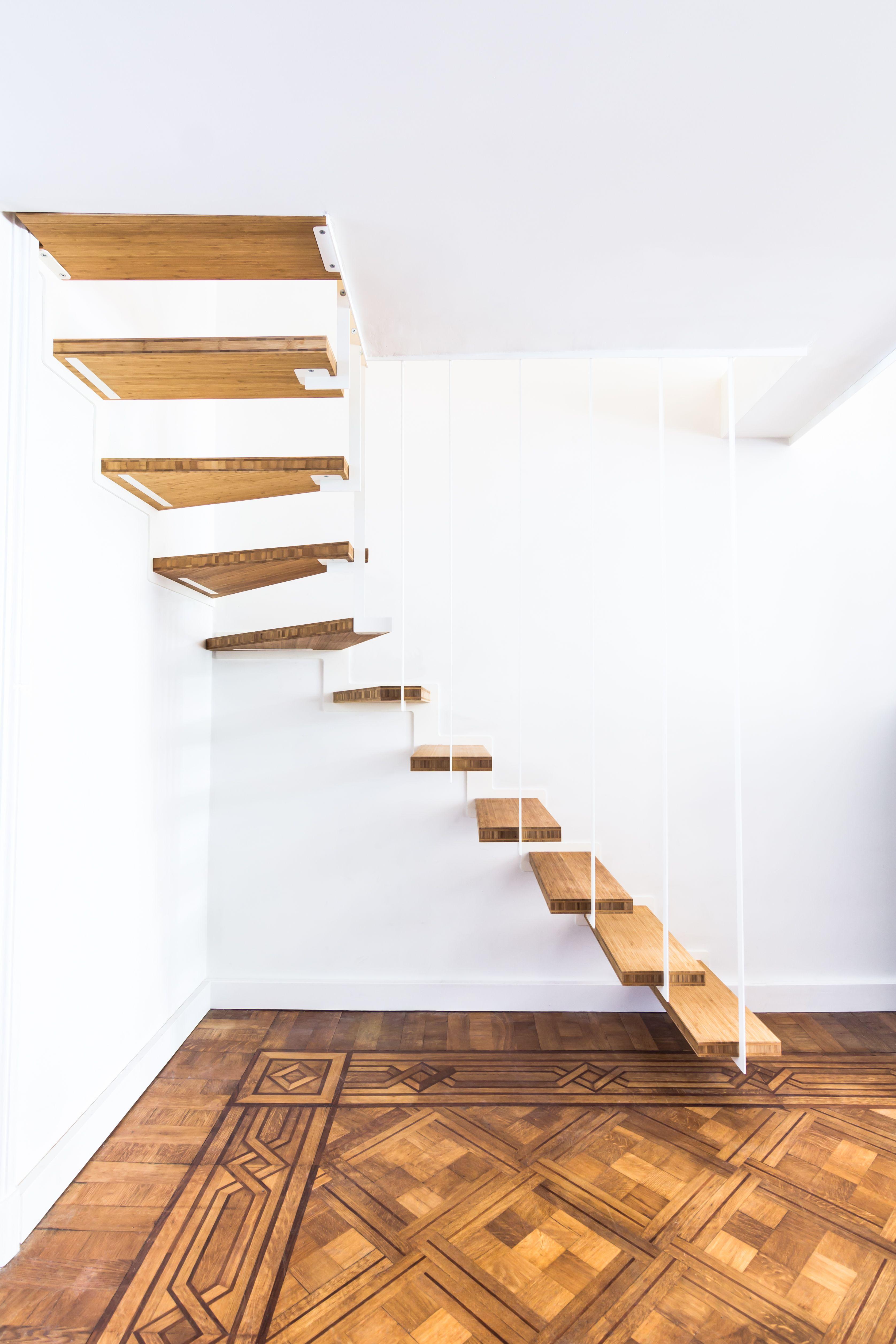 Un Escalier Tout En L G Ret Le Up De