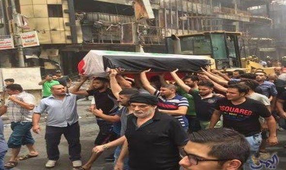 تفجير سيارة مفخخة وسط بغداد أسفر عن…: أكدت اللجنة الأمنية في مجلس محافظة بغداد ،اليوم الأحد ، أن أكثر من 200 شخص سقطوا بين قتيل وجريح…