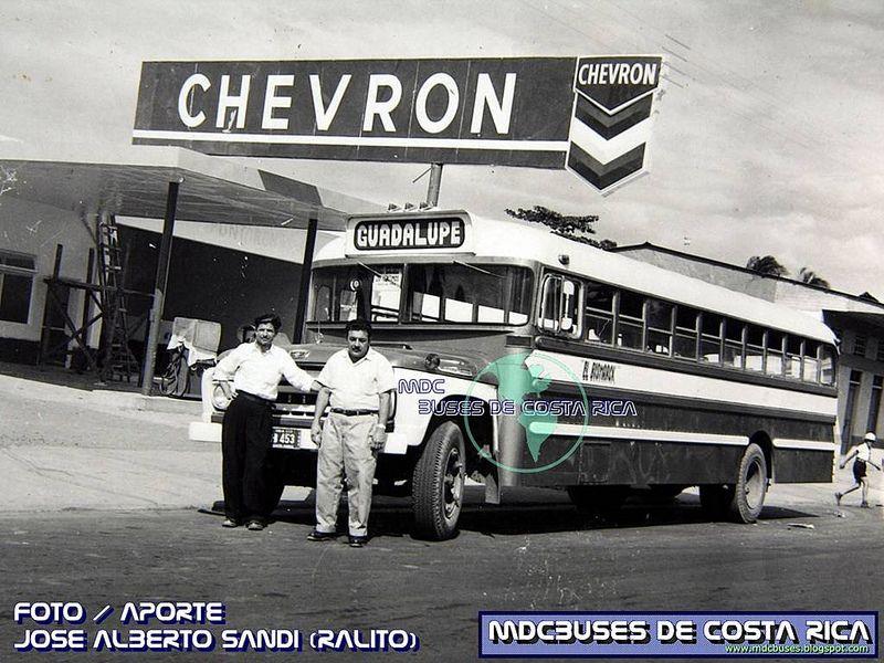 117 Thomas 1960 Ford Guadalupe Sjb453 El Bismarck