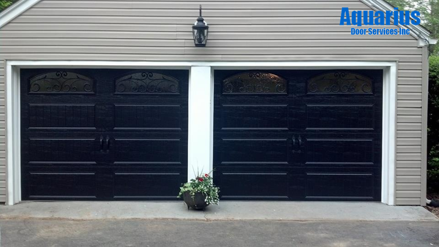 Clopay Gallery Collection Stamped Steel Carriage House Style Garage