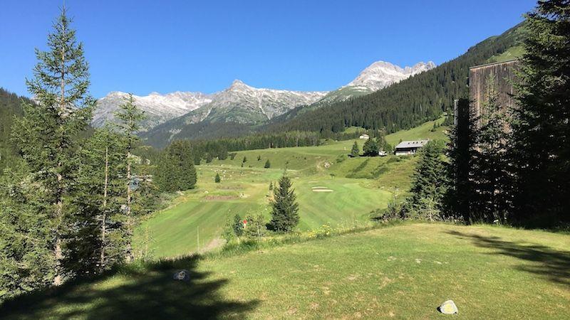 Sportlich Unterwegs In Den Bergen Am Arlberg Sommerurlaub Urlaub Reisen