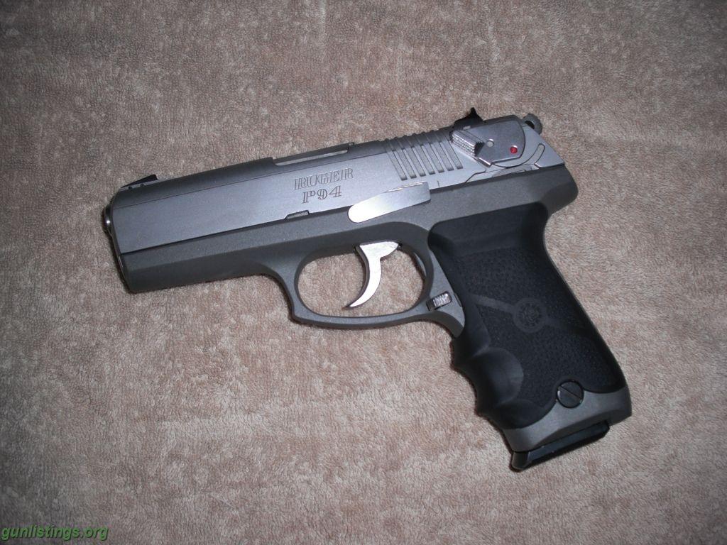 Ruger P94 .40cal Save those thumbs & bucks w/ free