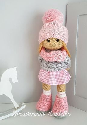 Amigurumi Cute Hippopotamus Free Crochet Pattern | Wzory ... | 411x289