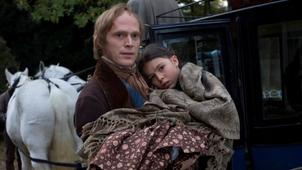Paul Bettany and Martha West in Creation, from director Jon Amiel. The film also starred Jennifer Connelly, Toby Jones, Benedict Cumberbatch and Martha West. The film was a 2009 release for BBC Films.