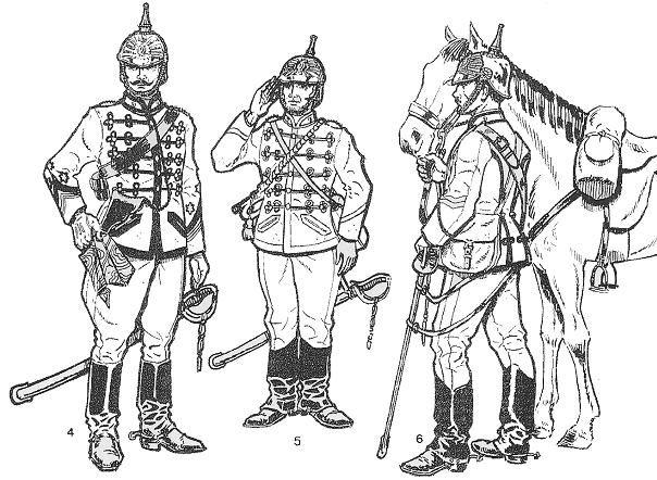 Santiago 1885 Dragones
