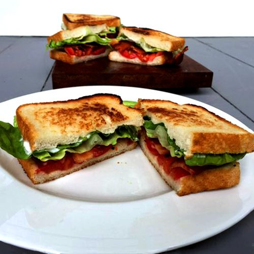 The Ultimate BLT Sandwich from Katie Workman/ themom100.com