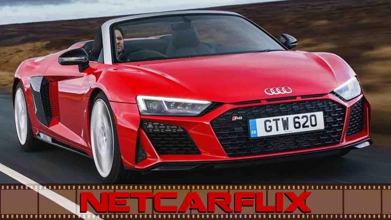 2020 Audi R8 Spyder Dailyrevs Com Audi R8 Spyder Audi R8 Audi