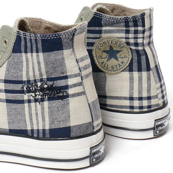 DRx Romanelli x CONVERSE First String Chuck Taylor All Star Hi   1970s Boro   Available Now