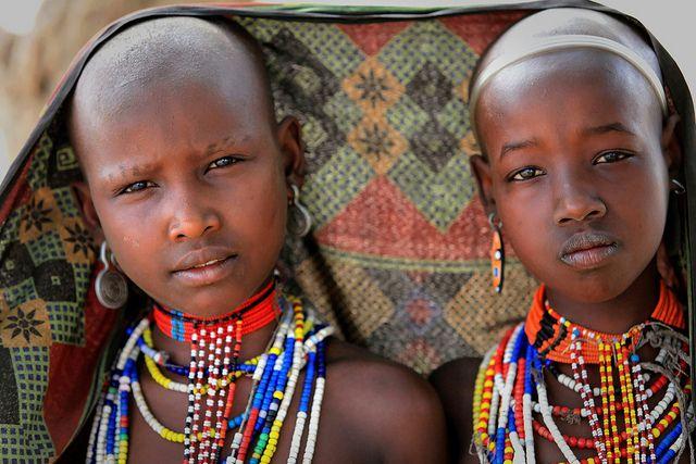 Ethiopie: la vallée de l' Omo; les Arbore. by claude gourlay, via Flickr