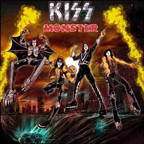 Kiss Announces October 16 Release Date For Monster Kiss Music