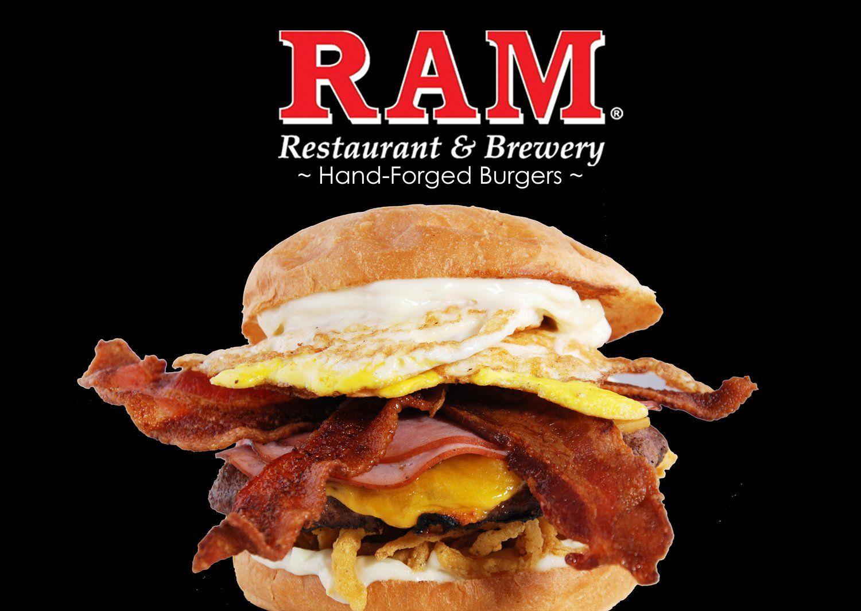 The Ram Restaurant Brewery Tacoma Wa Restaurant Menu