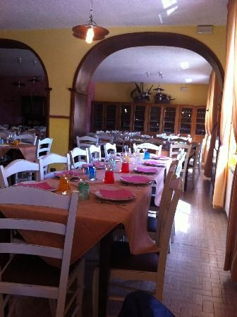 ristorante da gambin, podenzana. panigacci