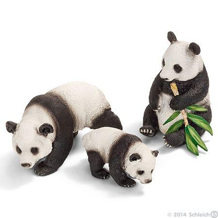 Schleich Panda