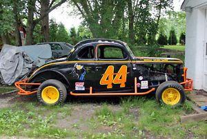 1938 Ford Coupe Ebay Vintage Race Car Old Race Cars Sprint Car Racing