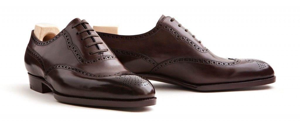 Saint Crispin's 105 Oxford | Gentleman shoes, Mens shoes
