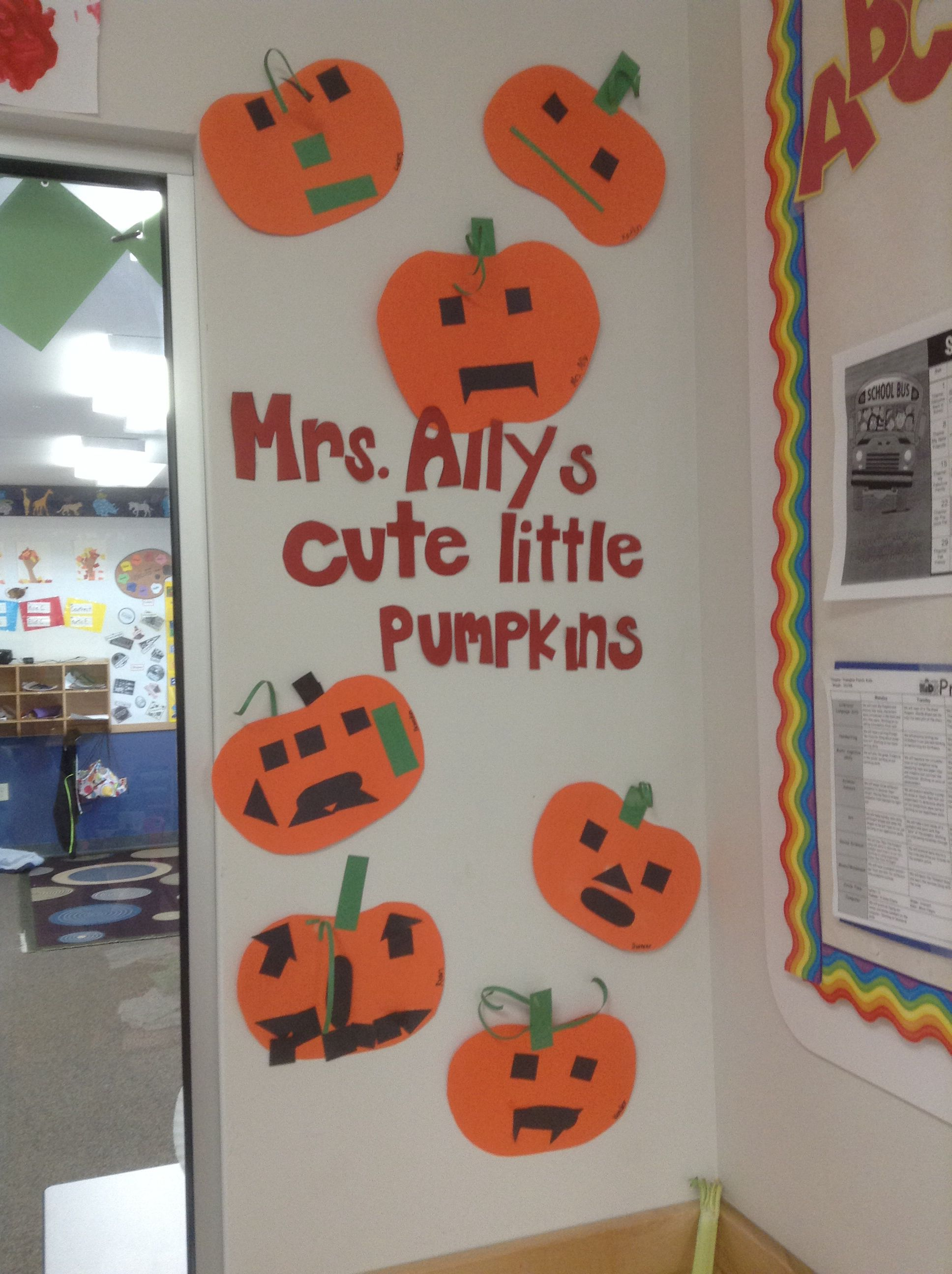 Halloween Craft Class Jack O Lanterns